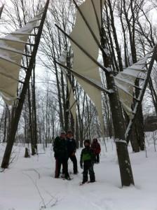 Winter Hike 2012